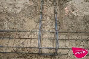 fondations preparation acces chantier er fondations les With maison en beton coule 5 fondations fondation maison etage les etapes de construction