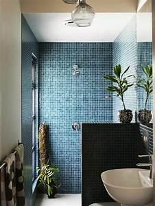 Photo Salle De Bain Moderne : comment am nager une petite salle de bain ~ Premium-room.com Idées de Décoration