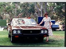 Force 7v Coupe Rare cars form Leyland Australia