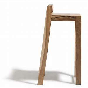 Tabouret Haut En Bois : tabouret bar bois design table basse et pliante ~ Teatrodelosmanantiales.com Idées de Décoration