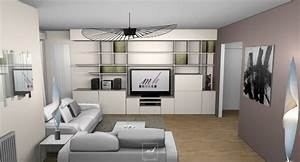 decoration interieur salon sejour meilleures images d With meuble sejour design contemporain 7 meuble salon design en 23 idees hyper tendance