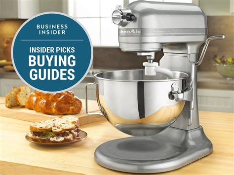 kitchen aid artisan accessories the best kitchenaid mixer you can buy business insider 4968