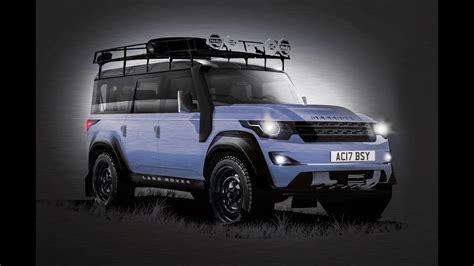 Mini Nachfolger 2019 by Land Rover Defender 2019