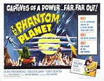 The Phantom Planet - Sci Fi B Movie Posters