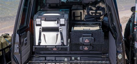 drawers cargo solutions arb  accessories
