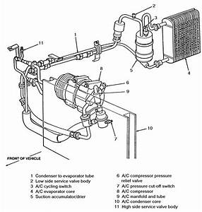 2000 Ford Taurus Ac Diagram  2000  Free Engine Image For