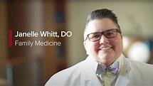 Janelle Whitt, DO   OU Health