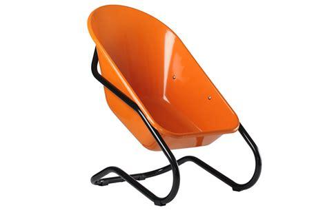 siege orange siège bac brouette orange achat en ligne ou dans notre