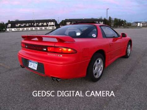 how to learn about cars 1993 mitsubishi gto on board diagnostic system my 1993 mitsubishi 3000gt sl youtube
