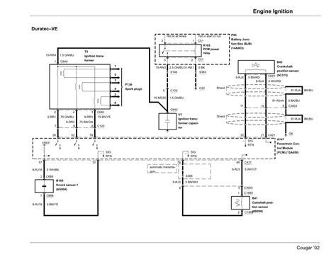 2002 Mercury Spark Wiring Diagram by Solved 2002 Mercury Villager 3 Liter Need Firing Order