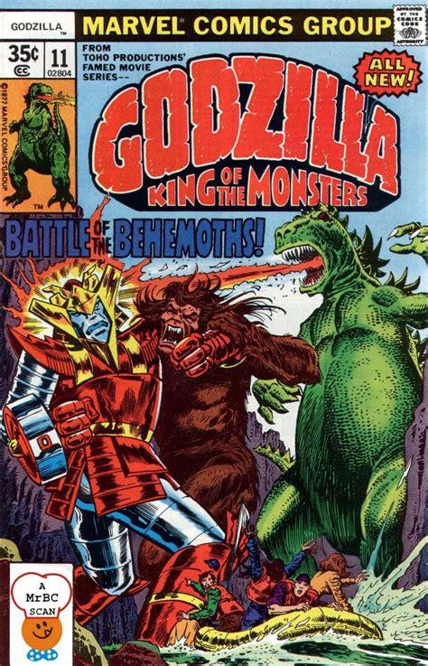 Godzilla #11 (Marvel)   Godzilla comics, Comics, Godzilla
