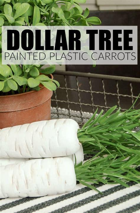 dollar tree carrots  impressively real