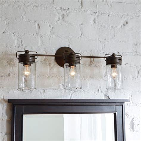 Bathroom Light Fixtures by House Design Ideas The Powder Room Home