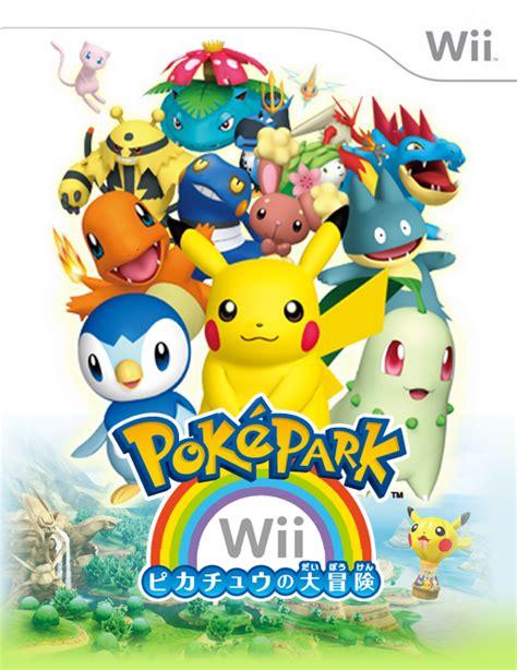 pok 233 park wii la gran aventura de pikachu pok 233 mon project