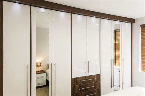 Bedroom Wardrobes by Fitted Wardrobes Martin West Interiors
