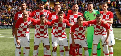 Croatia Ageing Euro Stars Eye Final Flourish The