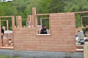 brikawood une brique en bois qui se monte par With maison sans mur porteur 18 brique 02