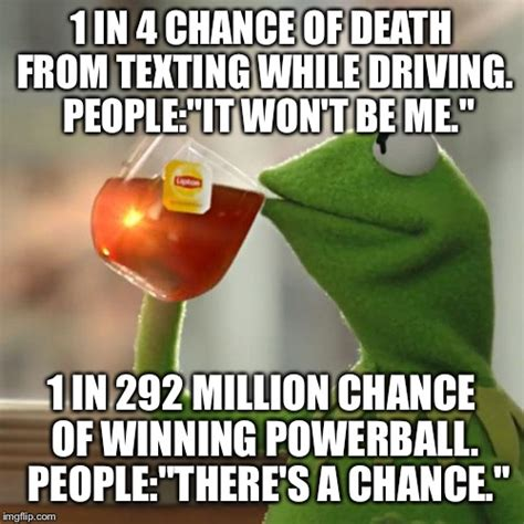 Texting While Driving Meme - but thats none of my business meme imgflip