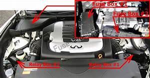 Fuse Box Diagram  U0026gt  Infiniti M37    M56  Y51  2010