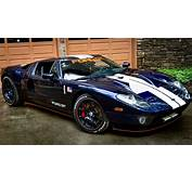 Midnight Blue 2005 Ford GT Heading To Auction
