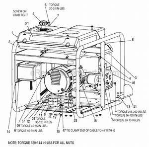Porter Cable H1000 Parts List And Diagram