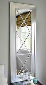 sophisticated diy mirrors that are cool and affordable With what kind of paint to use on kitchen cabinets for decorative mirror wall art