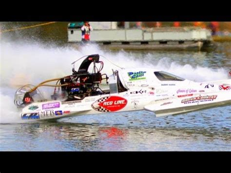Drag Boat Racing Start by Lucas Drag Boat World Finals 2014 Thrills Spills