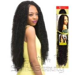 Outre Synthetic Hair Crochet Braids X Pression Braid Jerry