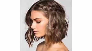 Coiffure Pour Noel : coiffure pour noel cheveux mi long ~ Nature-et-papiers.com Idées de Décoration