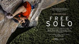 """Jimmy Chin Drops Trailer For His Latest Film, """"Free Solo"""""""