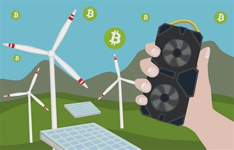 The amount of energy bitcoin's network consumes did not rise to serious prominence until 2017, when a major price rally drastically pushed up its energy needs to the level of a small country. Green mining with Cointed and Nvidia | Live Bitcoin News