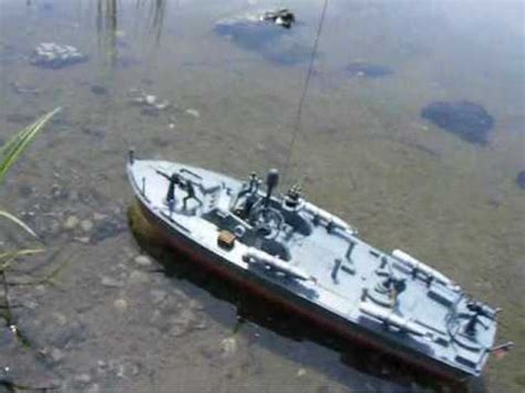 What Is A Pt Boat by Pt Boat 212 In Mini Scale Rc