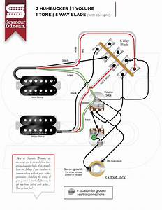 One Volume One Tone Wiring Diagrams