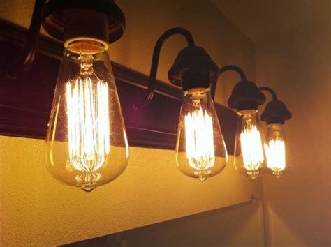 decorative light fixtures cool brushed bronze 4 bulb vintage style industrial edison