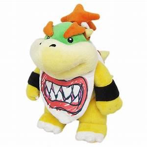 Super Mario Bowser Jr 9quot Plush Toy