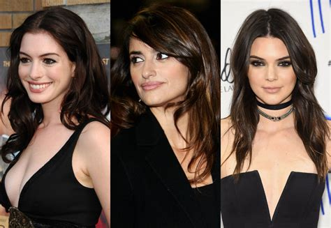 Best Brunettes by Hair Colors To Fall In With