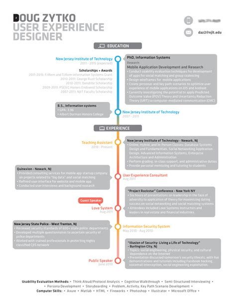 Architecture Resume About Me by Intern 101 How To Make An Awesome Resume Blogs Archinect