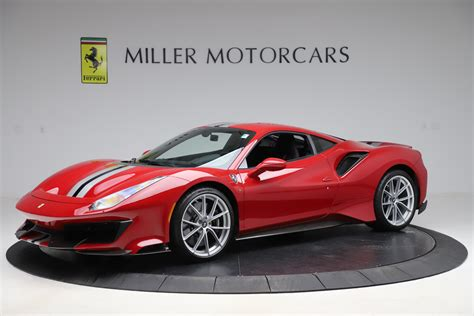 This is therefore the last year for the 488, and the 2020 lineup consists of just two models, the 488 pista and the 488 pista spider. Pre-Owned 2020 Ferrari 488 Pista For Sale | Ferrari of Greenwich Stock #4677C
