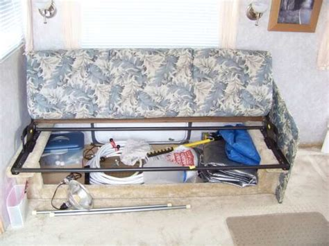 changing out jackknife sofa for two reclining chairs t 286sr sunline coach owner s club