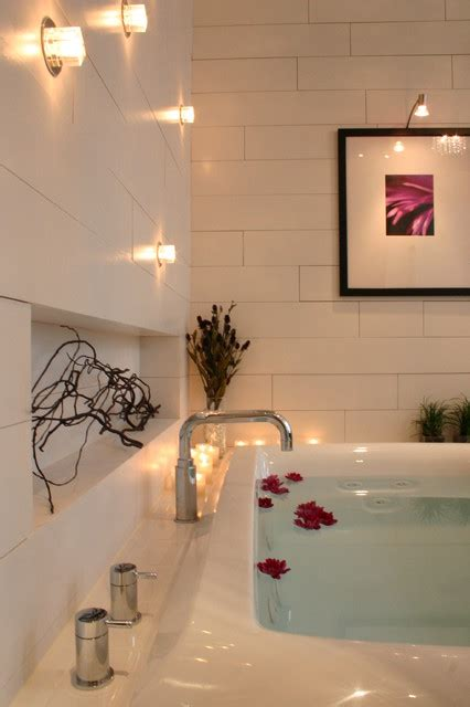 Luxe Modern Living Bathroom Accessories by Modern Luxe Bathroom Contemporary Bathroom
