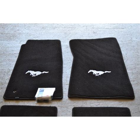 SET TAPIS DE SOL MUSTANG 65-73 COUPE&FAST - ANTARES DESIGN