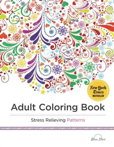 adult coloring book stress relieving patterns buy