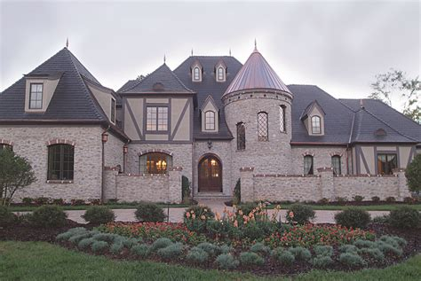 Luxury French Country Chateau #180-1034