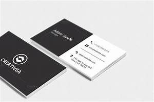 Minimal Business Card Template Business Card Templates