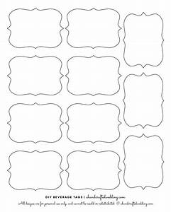 14 label shapes template images label shapes clip art for Label shapes template