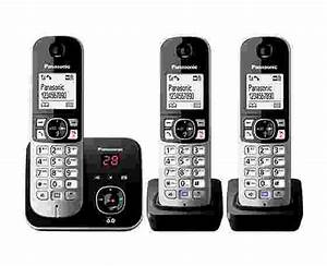 Panasonic Kx-tg6823 Manual