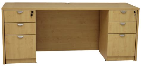 Maple Credenza - maple conference u shaped workstation with hutch