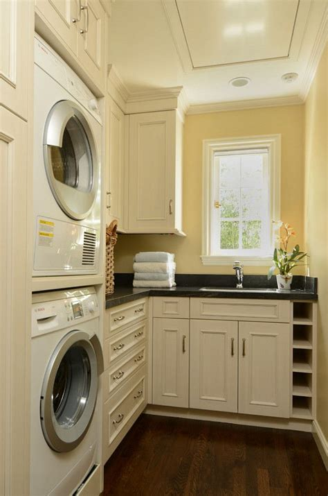 washer dryer cabinets htons style laundry inspired space the builder 39 s
