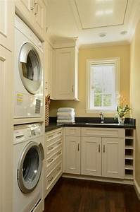 Hamptons Style Laundry-Inspired Space - The Builder's Wife