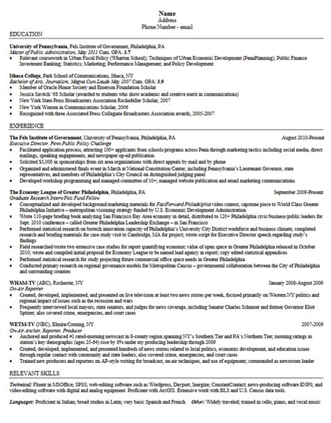 Columbia Work Study Resume by Sle Personal Statement For Graduate School Administration